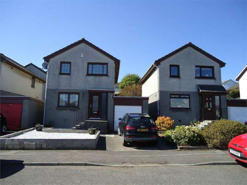 3 Bedrooms Detached House for sale in Struan Place, Inverkeithing, Fife