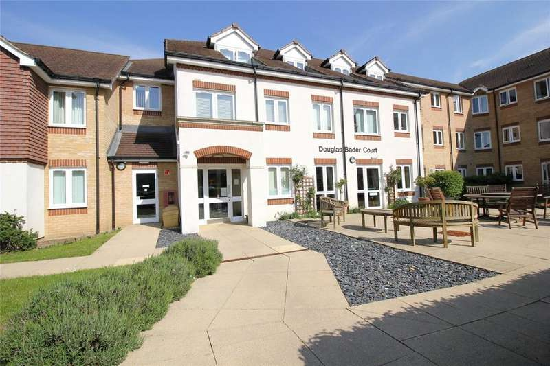 1 Bedroom Apartment Flat for sale in Douglas Bader Court, Howth Drive, Reading, Berkshire, RG5