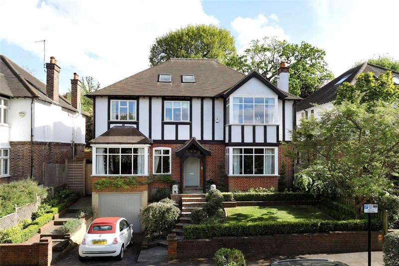 5 Bedrooms Detached House for sale in McKay Road, Wimbledon, SW20