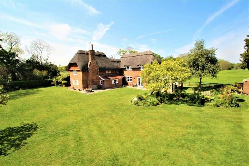4 Bedrooms Detached House for sale in Mays Lane, Padworth Common, RG7