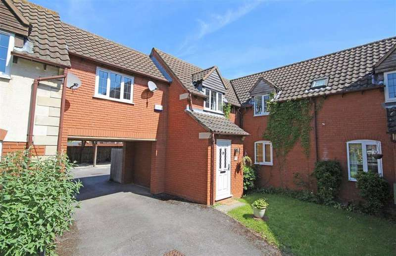 3 Bedrooms Semi Detached House for sale in The Highgrove, Bishops Cleeve, Cheltenham, GL52