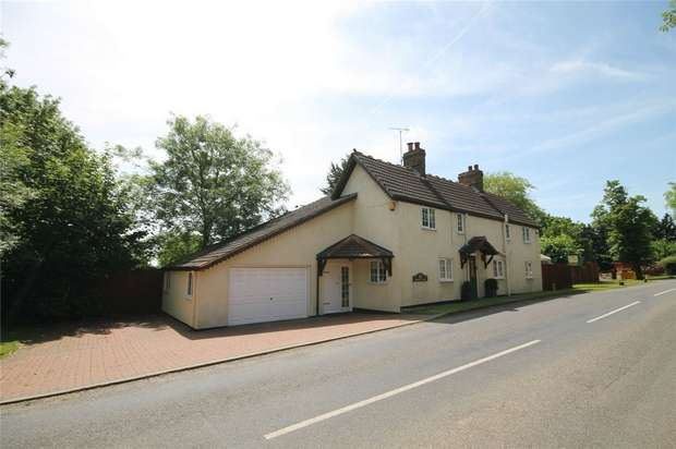 5 Bedrooms Cottage House for sale in Astwood Road, Bourne End, Cranfield