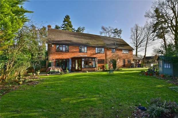 6 Bedrooms Detached House for sale in Woodbank Drive, Chalfont St Giles, Buckinghamshire