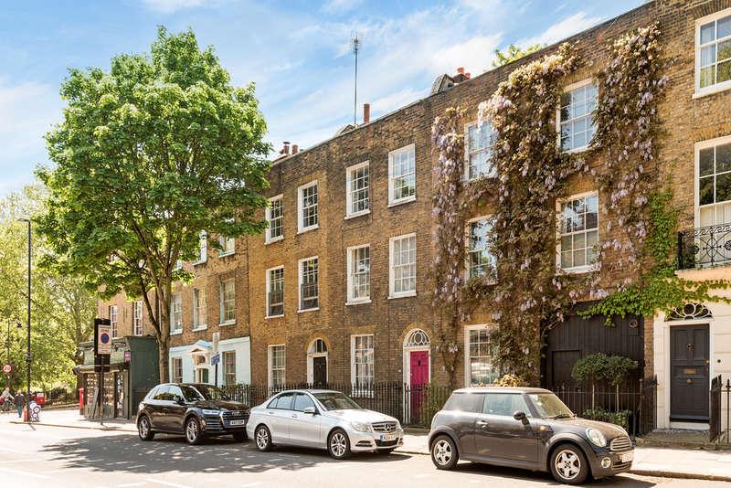 4 Bedrooms Terraced House for sale in Canonbury Road, N1 2DG