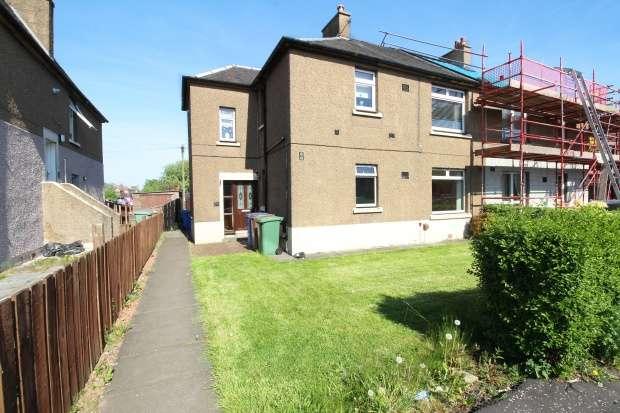 2 Bedrooms Flat for sale in Tweed Street, Grangemouth, Stirlingshire, FK3 8HJ