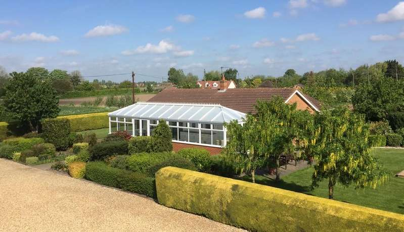 3 Bedrooms Detached Bungalow for sale in Tydd Road, West Pinchbeck