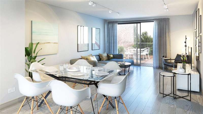 1 Bedroom Apartment Flat for sale in Ballards Lane, Finchley, N3