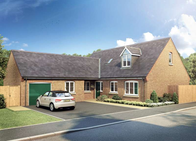 4 Bedrooms Detached Bungalow for sale in Pinchbeck Fields, Pinchbeck, Spalding, PE11