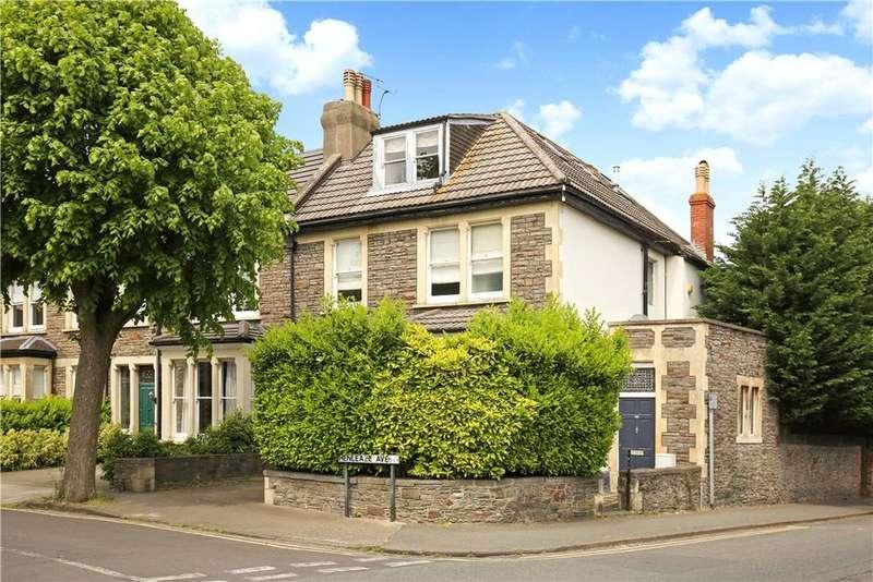 5 Bedrooms Semi Detached House for sale in Henleaze Avenue, Henleaze, Bristol, BS9
