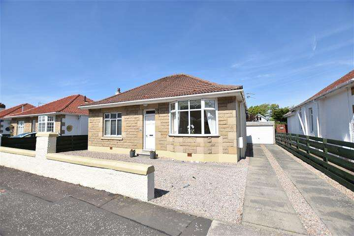 3 Bedrooms Detached Bungalow for sale in 8 Seafield Crescent, Seafield, Ka7 4ar