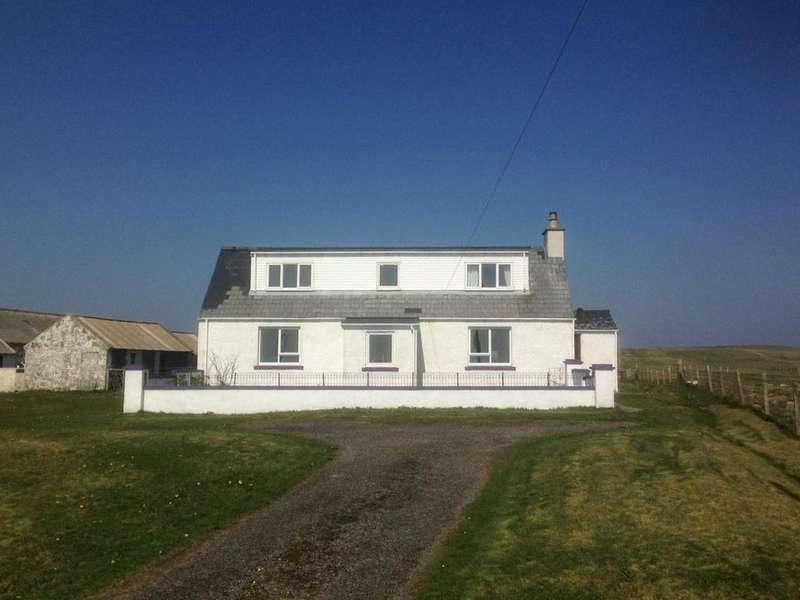 3 Bedrooms Detached House for sale in 2 Eoropie, Isle of Lewis, Eilean Siar, HS2