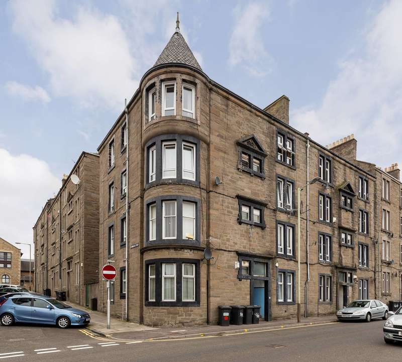 1 Bedroom Flat for sale in Lyon Street, Dundee, Angus, DD4 6QP