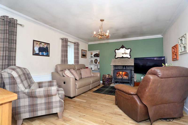 4 Bedrooms Cottage House for sale in High Street, New Pitsligo, Fraserburgh, Aberdeenshire, AB43 6NH