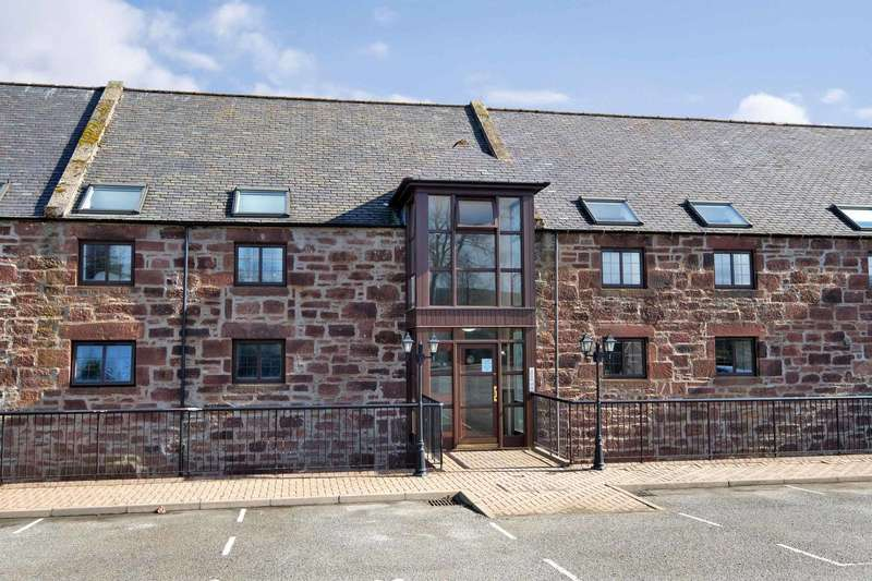 1 Bedroom Flat for sale in Station Road, Turriff, Aberdeenshire, AB53 4ER