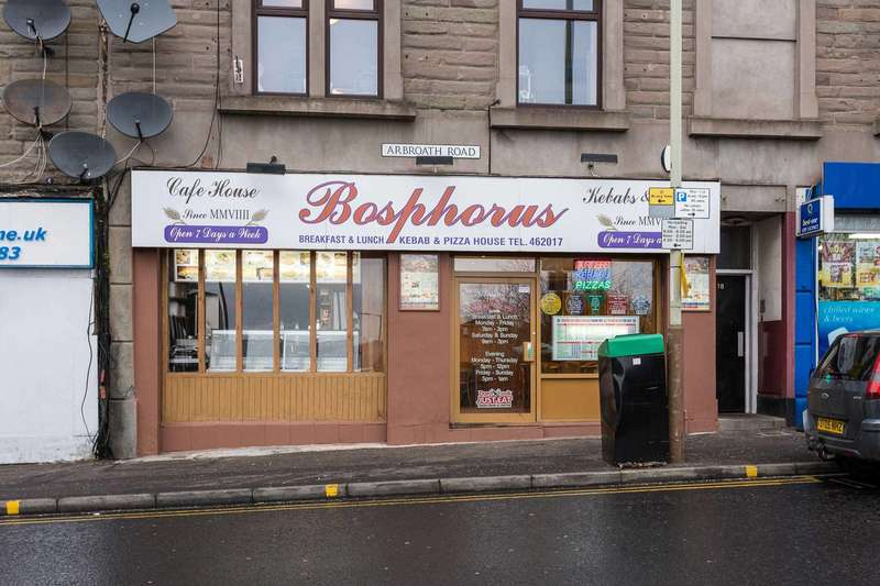 Commercial Property for sale in Arbroath Road, Dundee, Dundee, Tayside, DD4 6EP