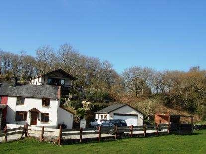2 Bedrooms Semi Detached House for sale in Bryn Ffynnon, Penrhyndeudraeth, Gwynedd, ., LL48