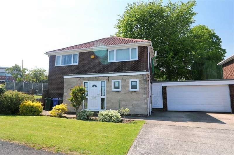 5 Bedrooms Detached House for sale in Sedgefield Way, Mexborough, South Yorkshire