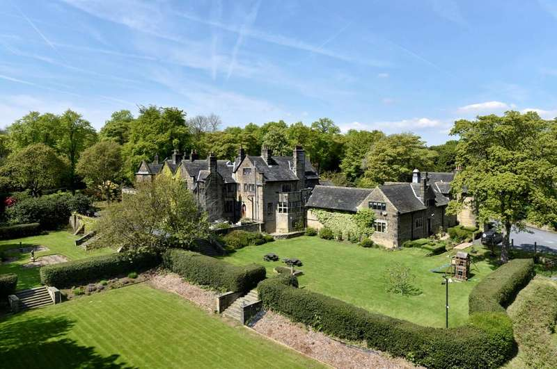 8 Bedrooms Manor House Character Property for sale in Halifax Road, Edgerton, Huddersfield