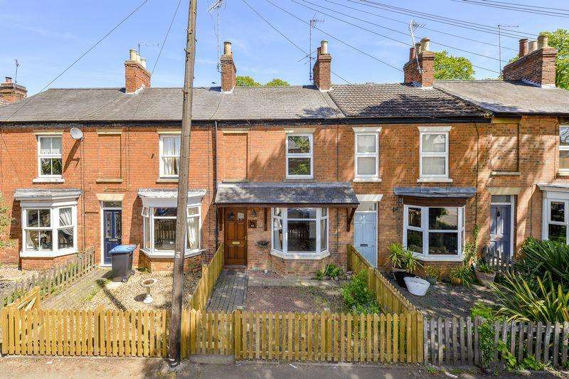 2 Bedrooms Terraced House for sale in Northampton Road, Market Harborough