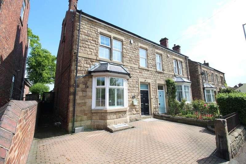 4 Bedrooms Semi Detached House for sale in Church Street, Swinton