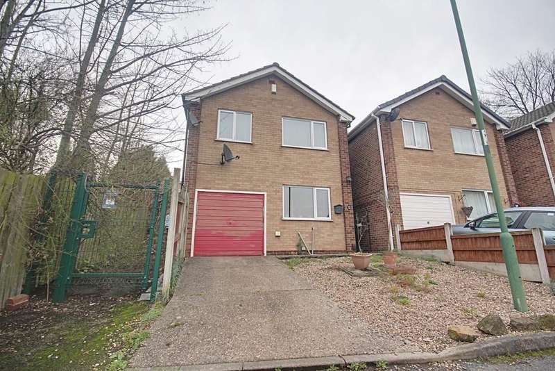 3 Bedrooms Detached House for sale in Kilnwood Close, Carlton