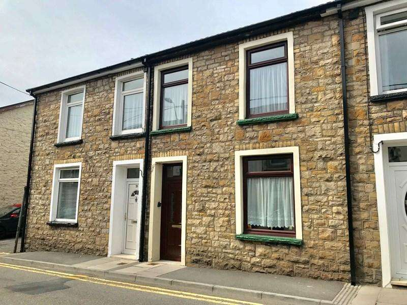 2 Bedrooms Terraced House for sale in Eureka Place, Ebbw Vale