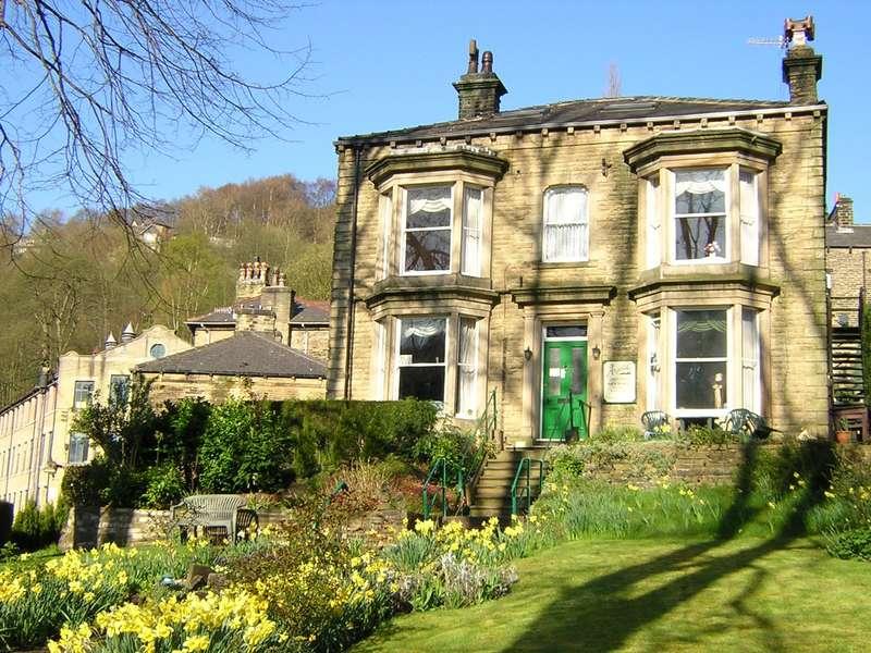 6 Bedrooms Detached House for sale in Linden House, Hebden Bridge, HX7