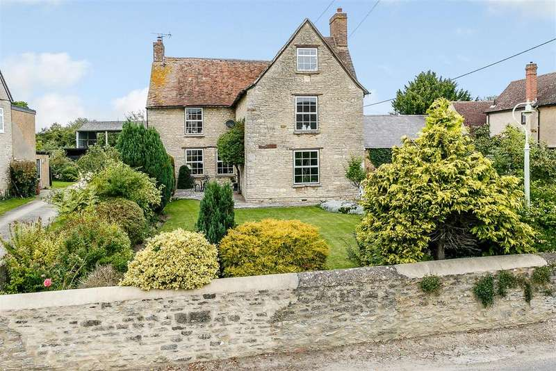 4 Bedrooms Farm House Character Property for sale in Station Road, Launton, Bicester