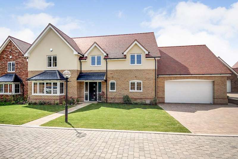 5 Bedrooms Detached House for sale in Grays Close , Clifton, SG17