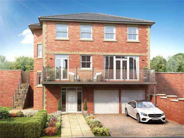 4 Bedrooms Detached House for sale in Valley Park, Flora Close, Exmouth, Devon