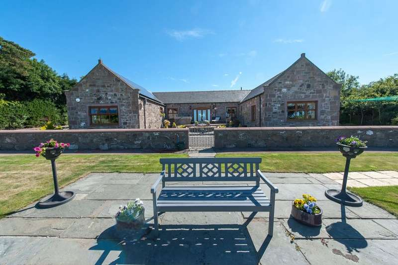 3 Bedrooms Detached House for sale in St. Cyrus, Montrose, DD10