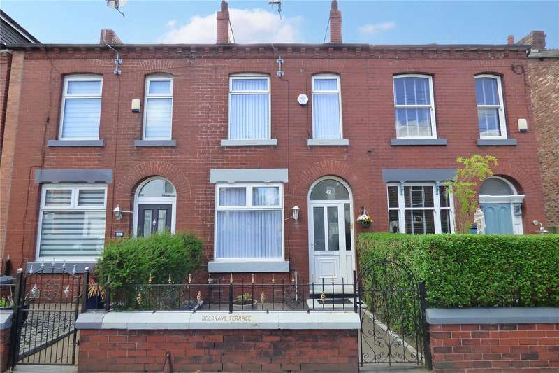 2 Bedrooms Terraced House for sale in Belgrave Road, New Moston, Greater Manchester, M40