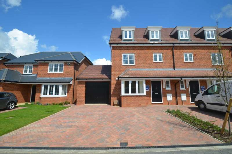 4 Bedrooms End Of Terrace House for sale in The Oxford, St Marys, Kings Field, Biddenham