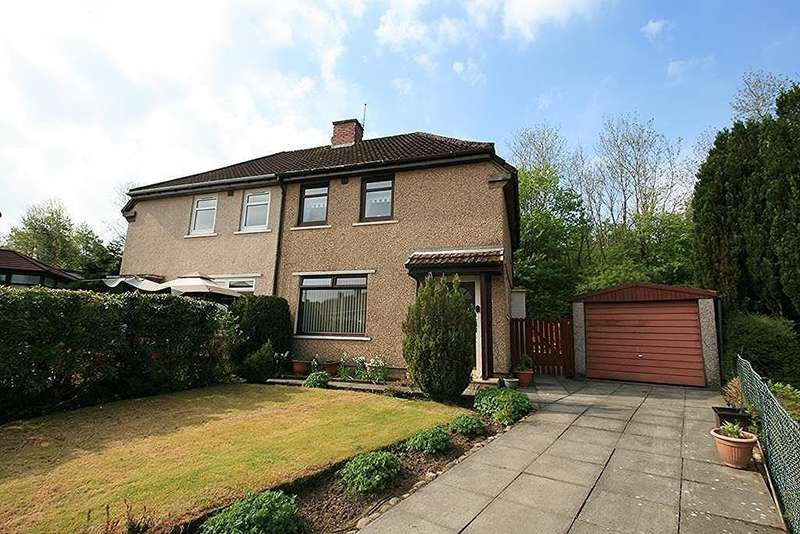 2 Bedrooms Semi Detached House for sale in Netherton Street, Harthill