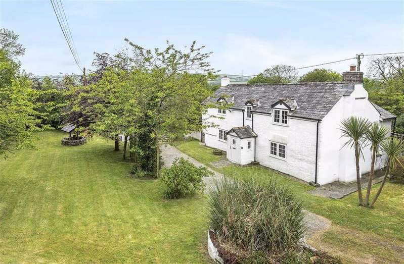 4 Bedrooms Detached House for sale in Jacobstow, Bude, Cornwall, EX23