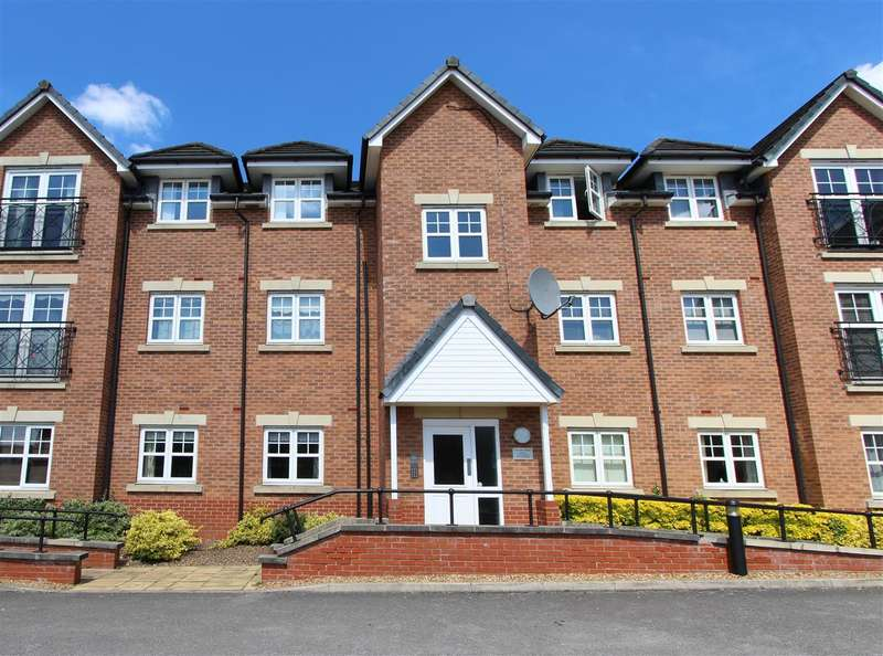 2 Bedrooms Apartment Flat for sale in College Fields, Cronton Lane, Cronton, Widnes