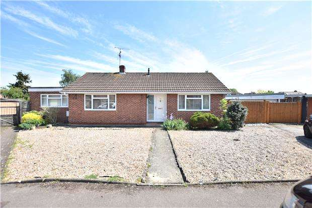 3 Bedrooms Detached Bungalow for sale in Marleyfield Way, Churchdown, GLOUCESTER, GL3 1JW