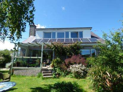 3 Bedrooms Detached House for sale in Llanddona, Beaumaris, Sir Ynys Mon, LL58