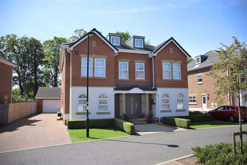 5 Bedrooms Detached House for sale in Beechwood Close, Lytham