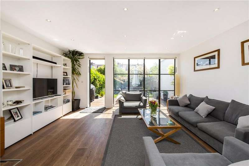 4 Bedrooms Terraced House for sale in Hopefield Avenue, Queen's Park, London, NW6