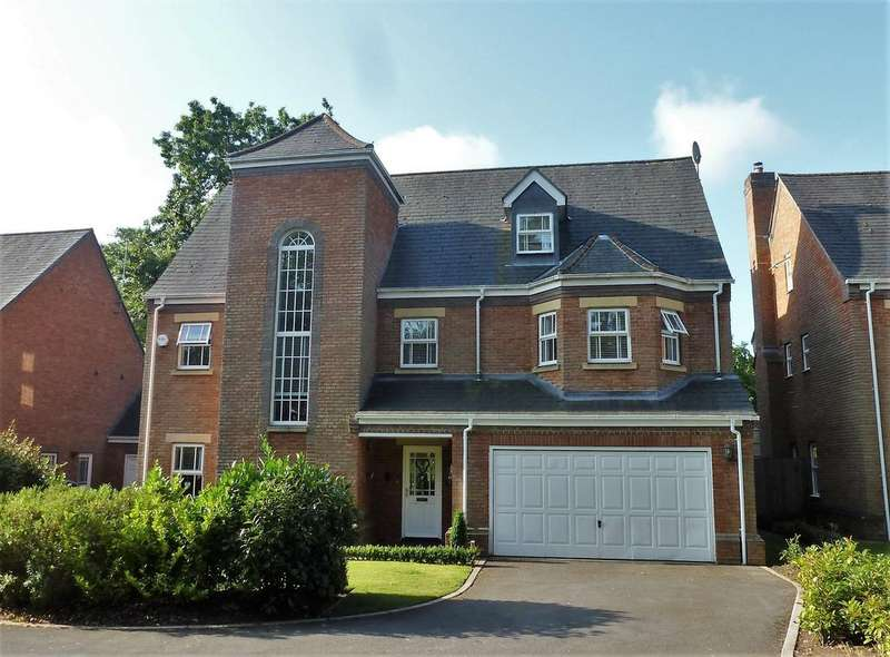 6 Bedrooms Detached House for sale in CLAVER DRIVE, ASCOT SL5