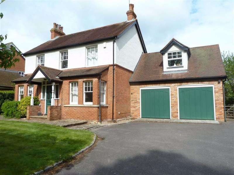 4 Bedrooms Detached House for sale in Sedgewell Road, Sonning Common, Sonning Common Reading
