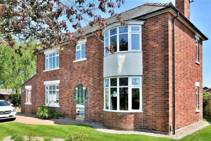 4 Bedrooms Detached House for sale in Croft Lane, Cherry Willingham, Lincoln