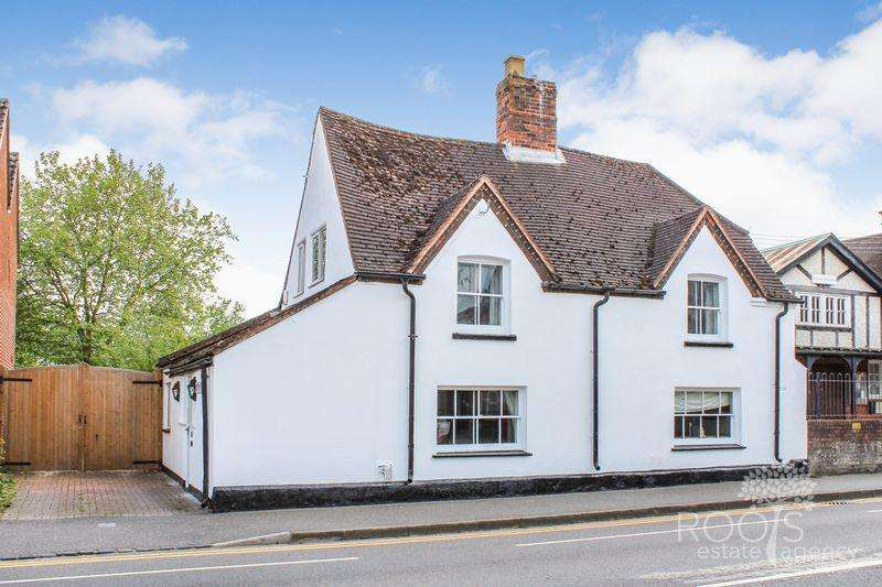 3 Bedrooms Detached House for sale in Chapel Street, Thatcham