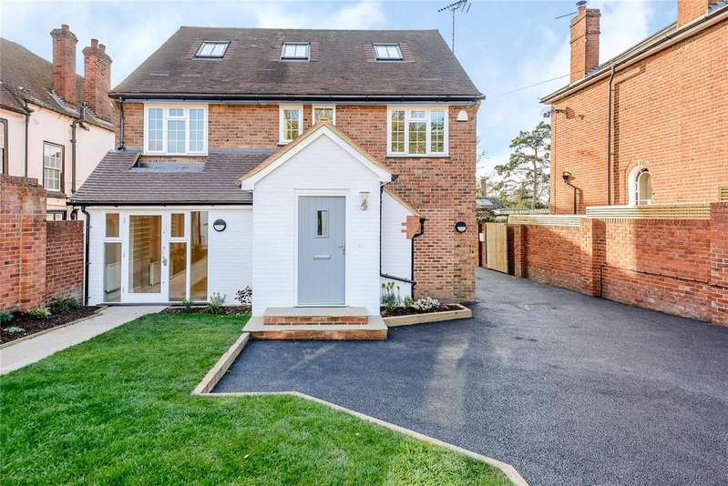 4 Bedrooms Detached House for sale in High Street, Wargrave, Reading, RG10
