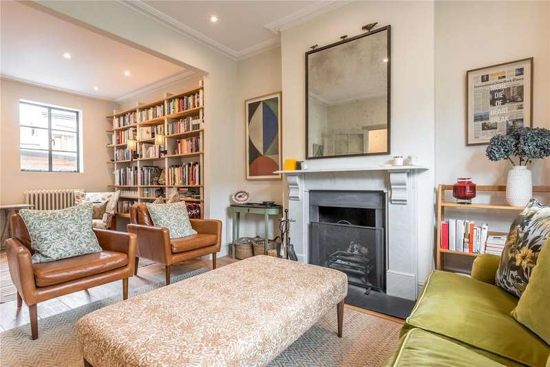 4 Bedrooms Terraced House for sale in Highbury Hill, Highbury, London, N5