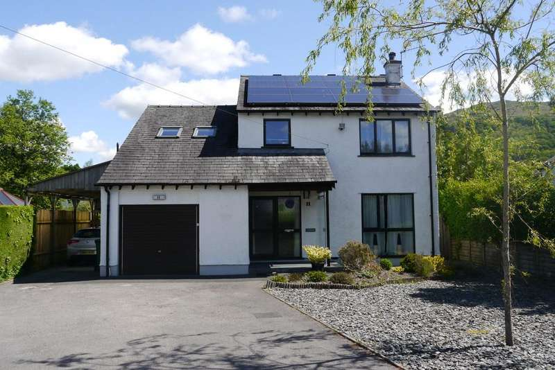 4 Bedrooms Detached House for sale in 11 Loughrigg Meadow, Ambleside, LA22 0DZ