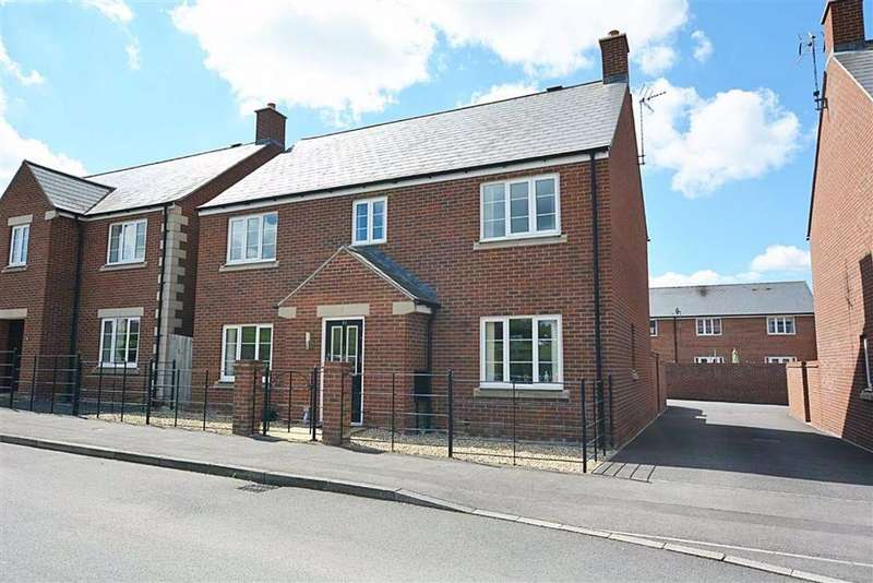 4 Bedrooms Detached House for sale in Hunts Grove Drive, Hardwicke