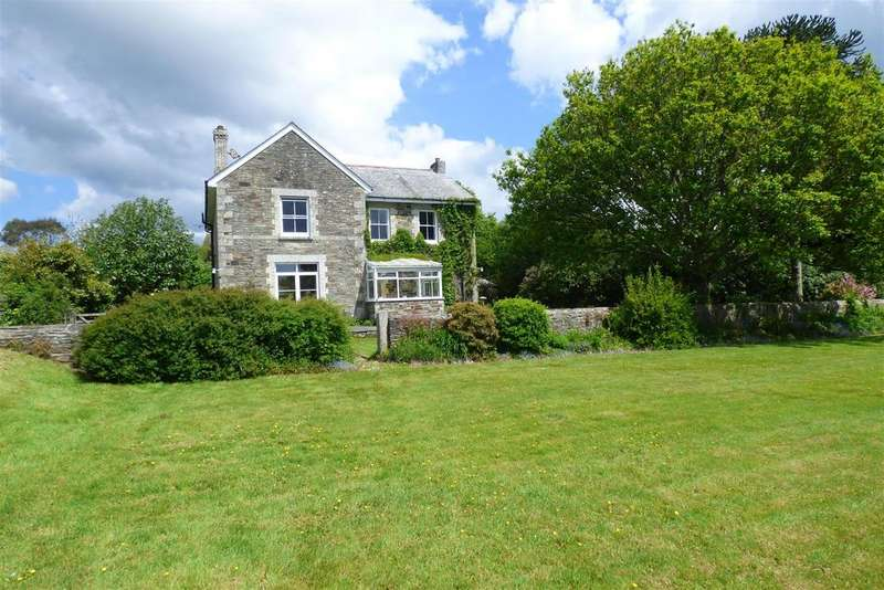 5 Bedrooms House for sale in Cott Road, Lostwithiel