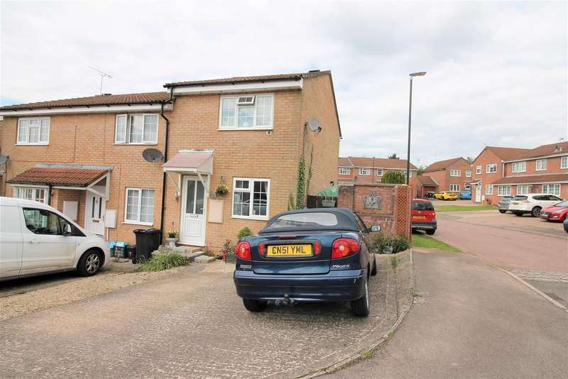 2 Bedrooms End Of Terrace House for sale in Ironstone Close, Bream, Lydney
